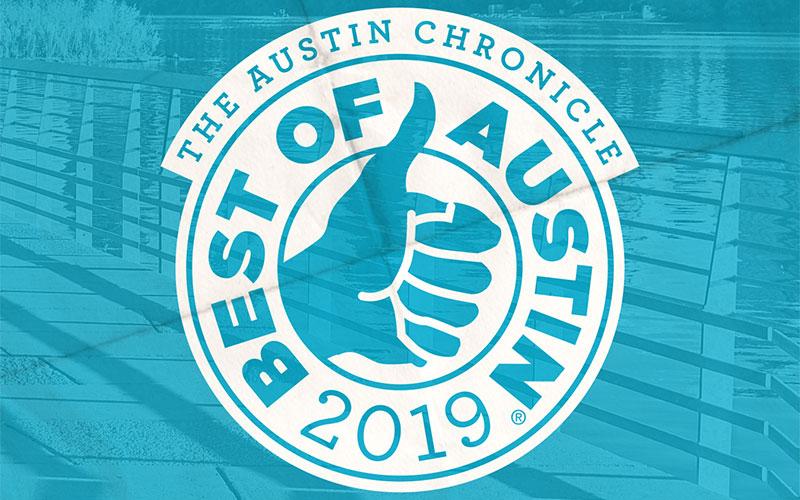 Pop-Up Birthday 2019 Best of Austin Award